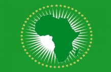 AFRICAN UNION - 5 X 3 FLAG
